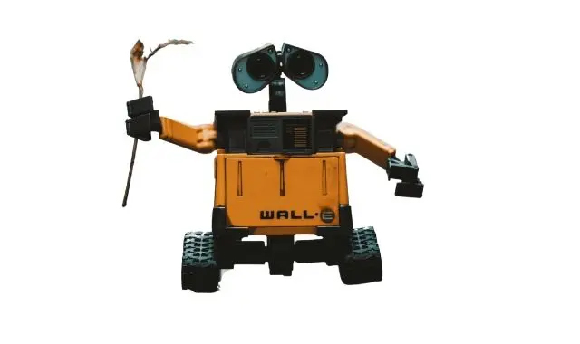 The Year Of Wall-E! These Robots Comfort COVID-19 Patients
